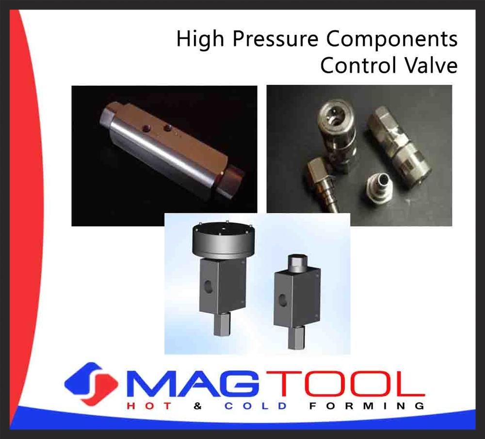 High Pressure Components Control Valve