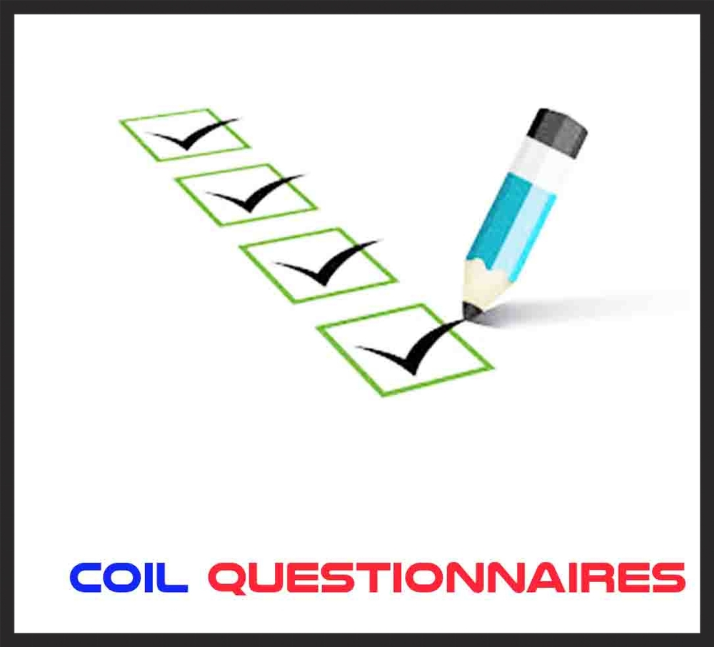 Coil Questionaires.jpg