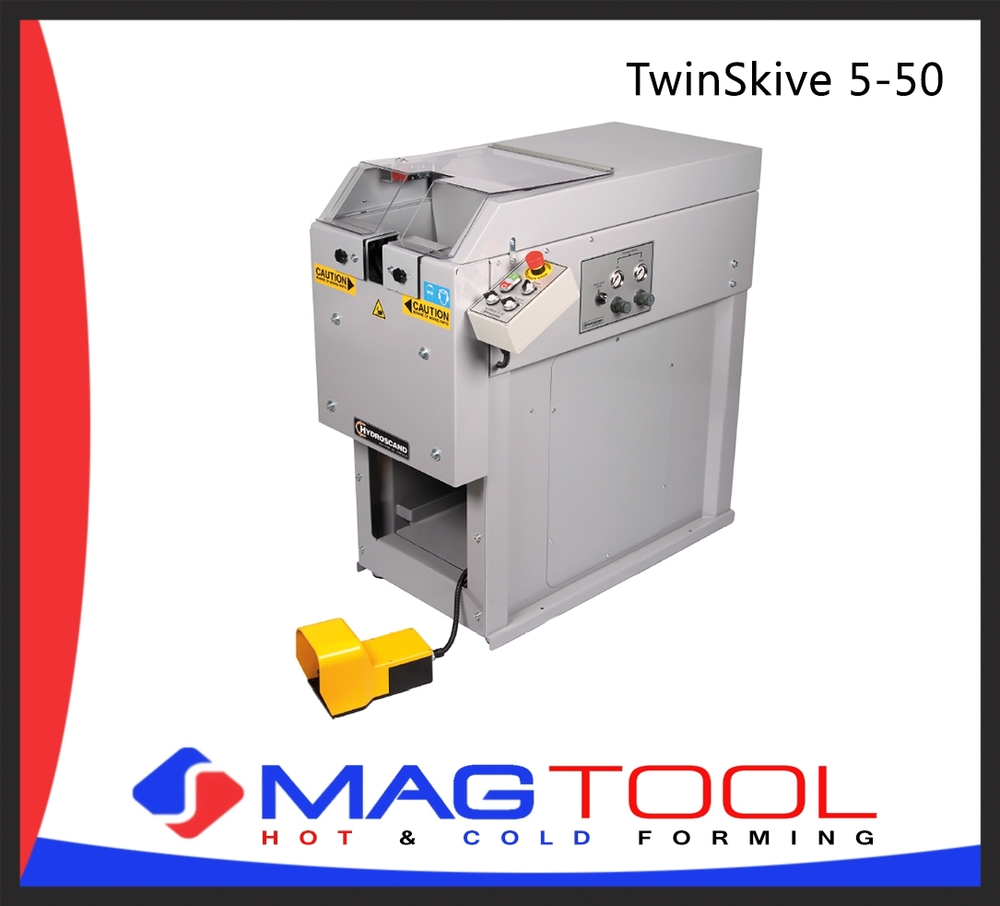 TwinSkive 5-50