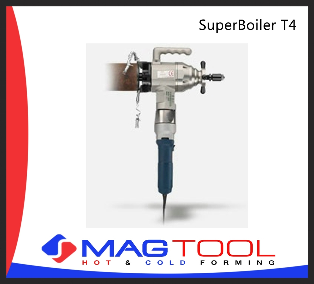"GBC Superboiler T4  Range Øi 39-104 mm (1.53""-4.09"")"