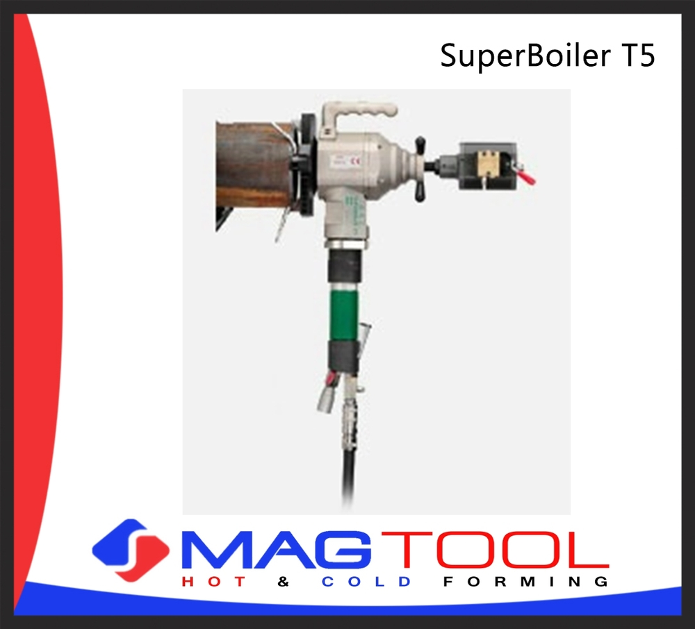 "GBC SuperBoiler T5  Range Øi 49-203 mm (1.92""-7.99"")"