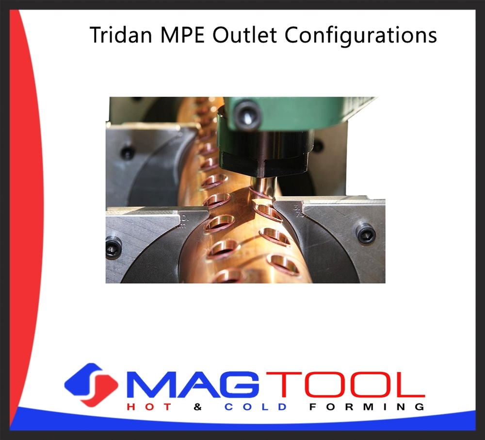 Tridan MPE Outlet Configurations