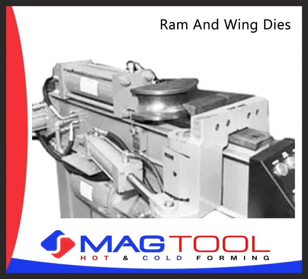 Tools For Bending Ram and Wing Dies