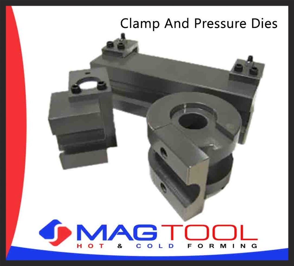 Tool For Bending Clamp And Pressure Dies