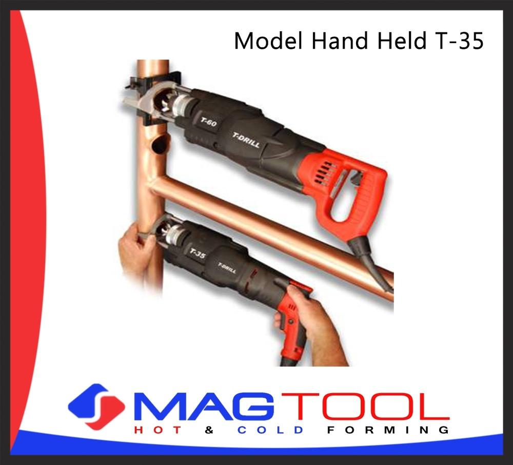 Model Hand Held T-35