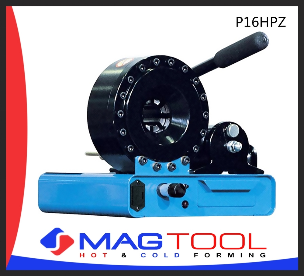 P16HPZ Finn-Power (Lillbacka) — MAG Tool - Specialty Industrial Tool