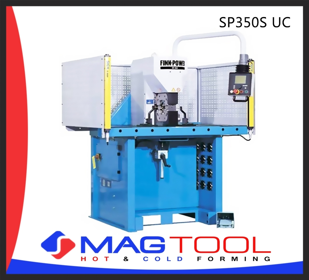 SP350S UC Finn-Power (Lillbacka) — MAG Tool - Specialty Industrial