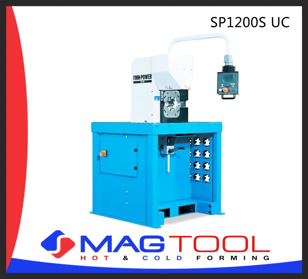 SP1200S UC Finn-Power (Lillbacka) — MAG Tool - Specialty Industrial