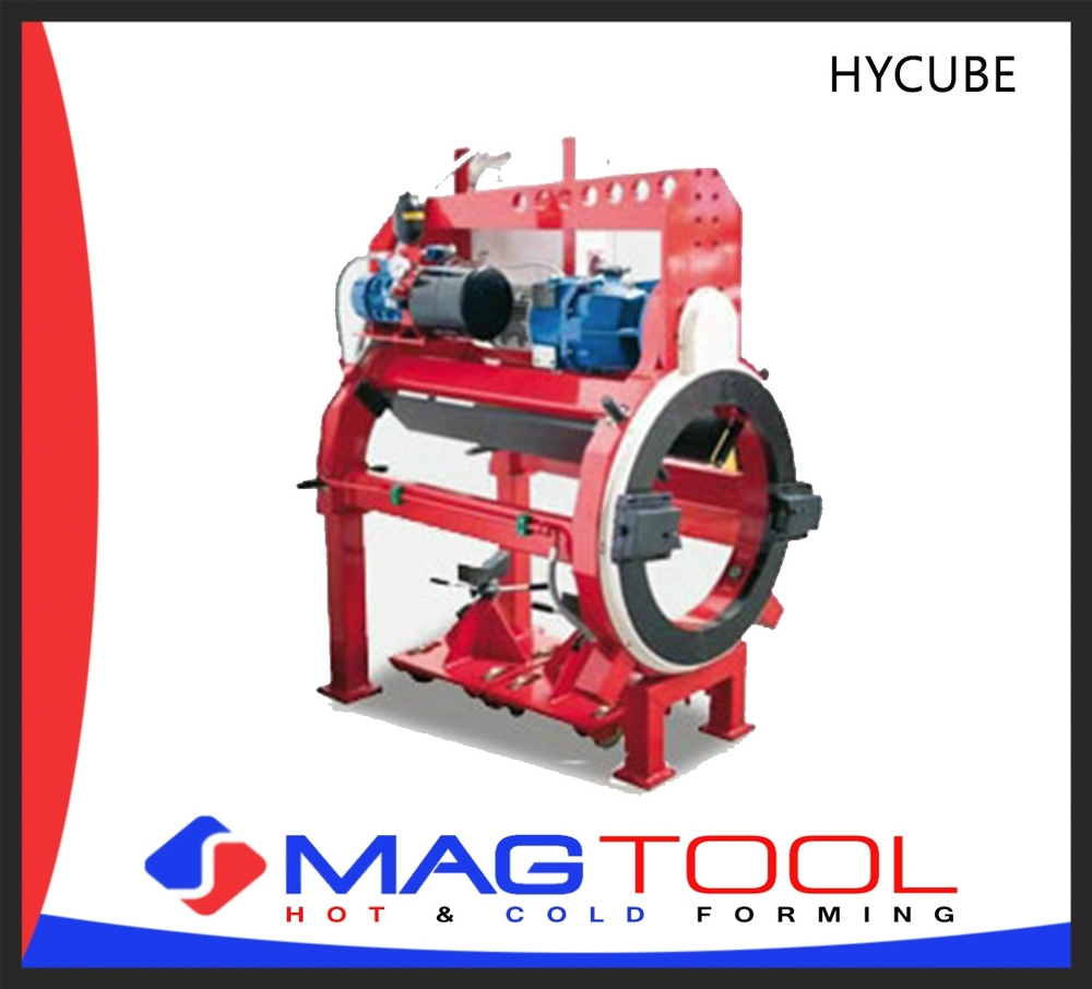 "GBC Hycube 24                      RANGE Ø 304,8 - 609,6 MM (12"" – 24"")"