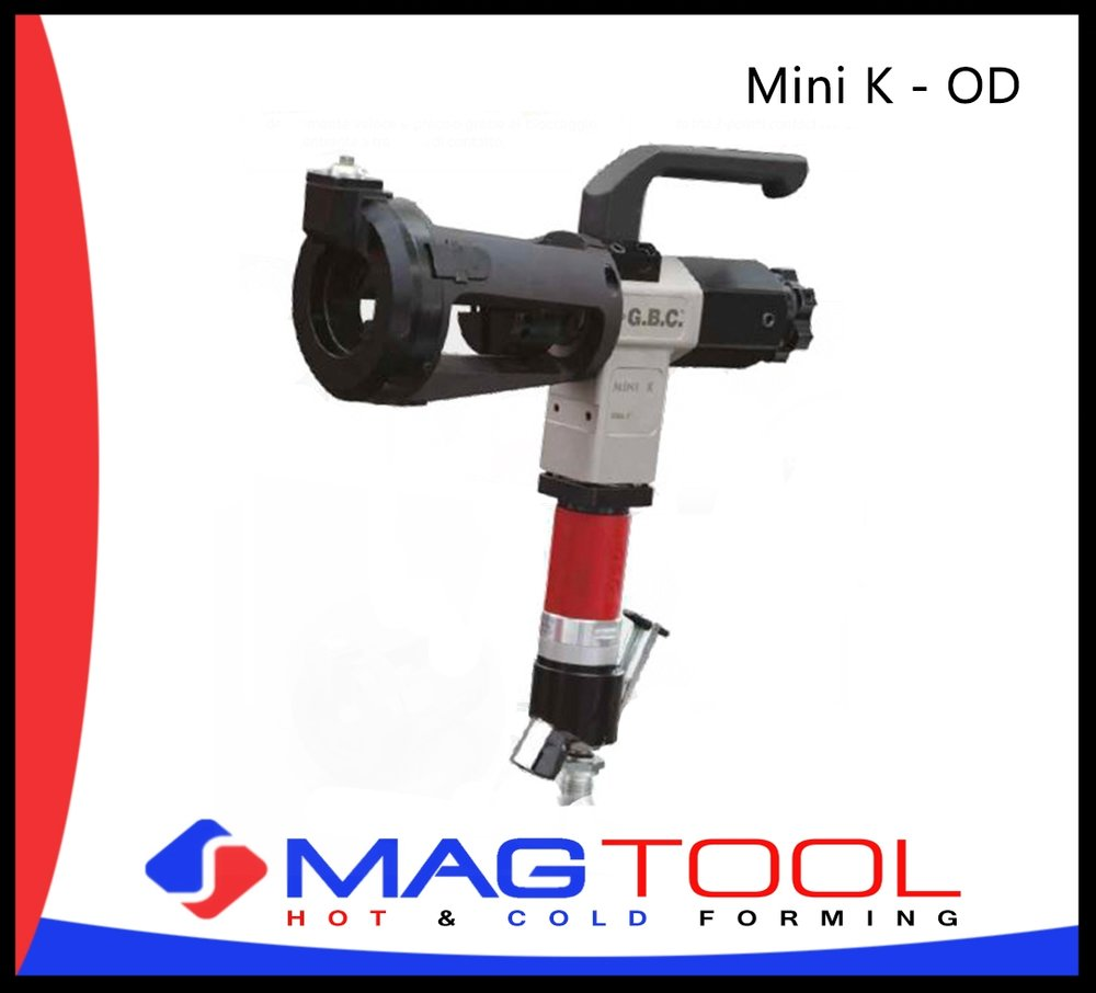 "Mini K - OD  Range 10mm-60mm OD (0.39""-2.37"")"