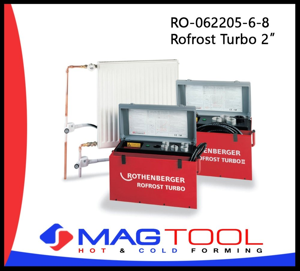 "RO-062205-6-8 ROFROST TURBO 2"""