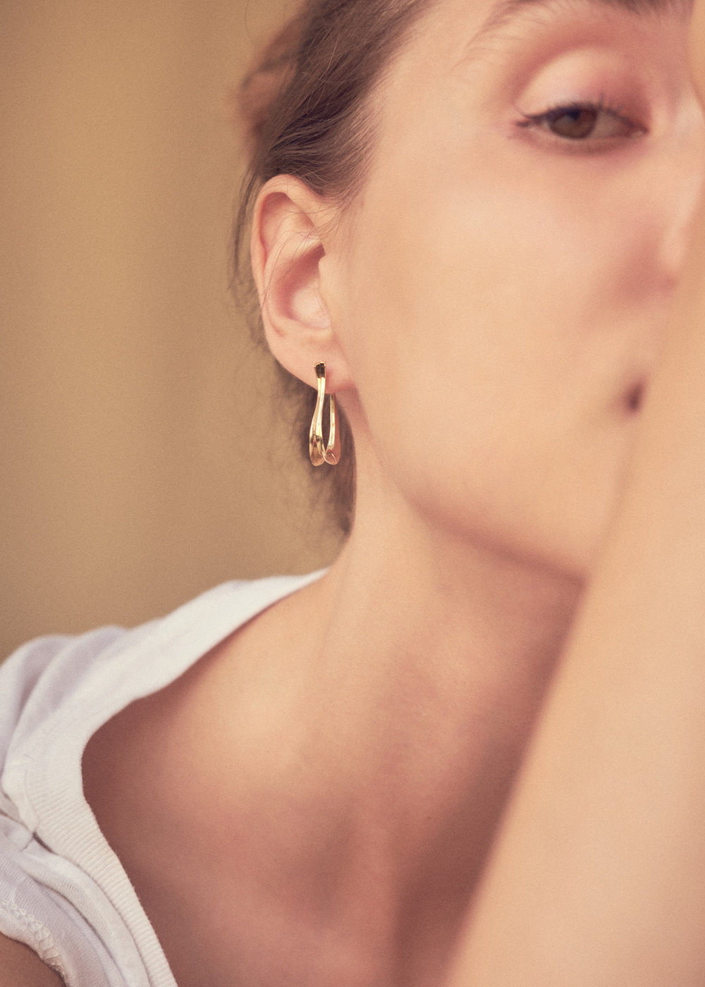 the Ophelia earrings