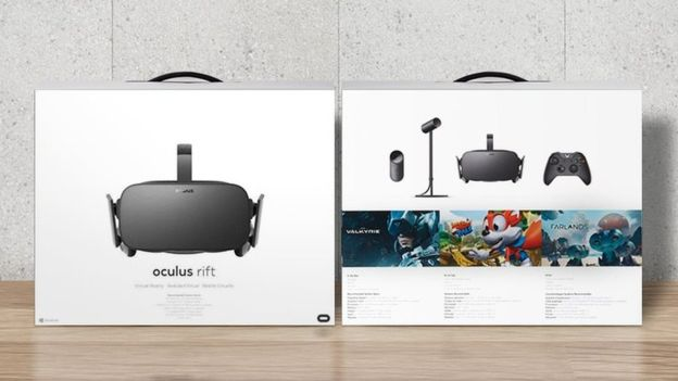 Facebook will shortly release its Oculus Rift VR headset in the UK