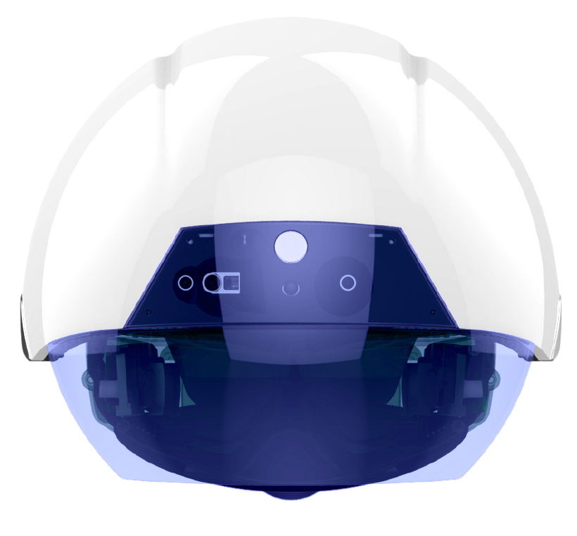 DAQRI has developed a smart helmet that uses 4D augmented reality technology to capture information related to safety.