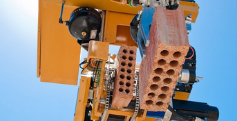 Fastbrick Robotics aims to improve the speed, accuracy and safety of the global brick construction industry utilizing the worlds latest innovation in mobile robotic technology.