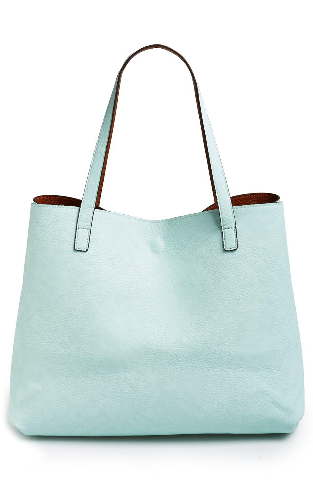 Reversble Vegan tote Bag