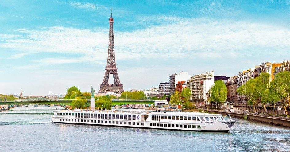 Uniworld  River Cruise - Paris