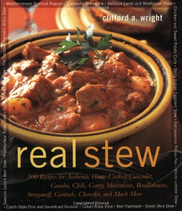 a real stew book