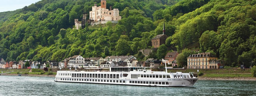A River CRUISE PROVIDES A RELAXED FABULOUS Historic & scenic EUROPEAN PERCEPTIVE