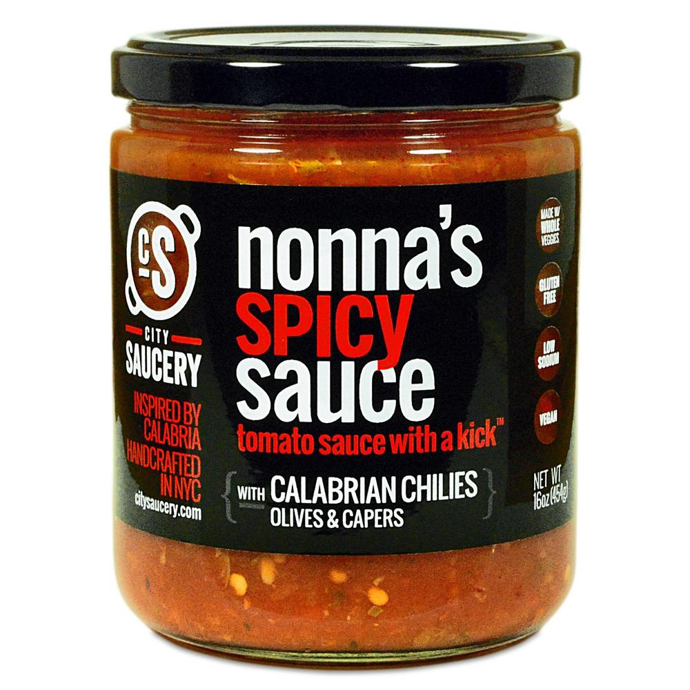 sauce with a kick
