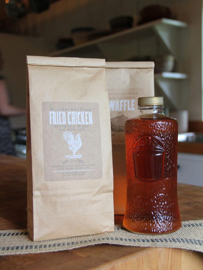 Blackberry farm Southern Waffle Mix - Gluten Free