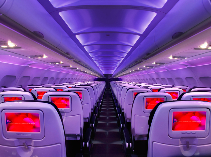 the Virgin America experience