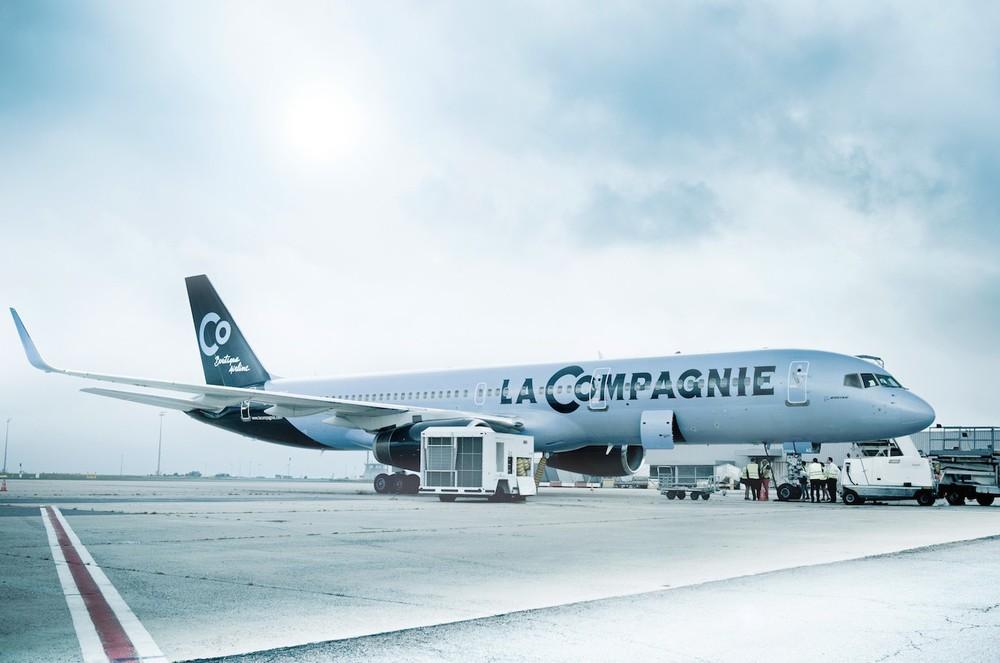 La Compagnie Boeing 757