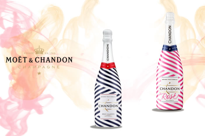 Limited Edition Brut & Rose Classic Summer 2015 by chandon