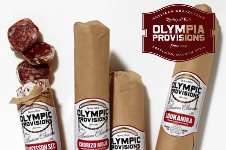 Salumi Artisan Cured Meats by Olympia Provisions