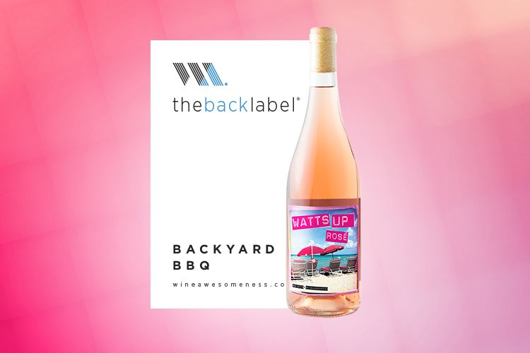 Crisp and loaded with soft red fruit LIKE Cherry, strawberry, watermelon, rosewater, tangelo, geranium, fruit blossoms. High fun factor and vanquisher of thirst rOSE WINE