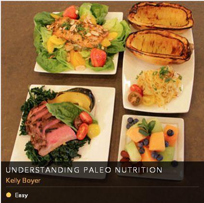 Understanding Paleo nutrition