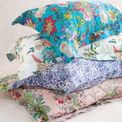 Pillow Shams. Standard Size. Various Prints