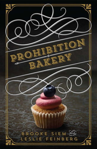 Prohibition Bakery's first Cookbook
