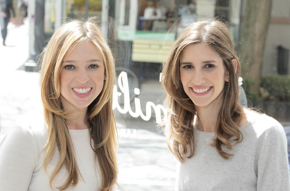 the skimm  founders Danielle Weisberg and Carly Zakin  keeping people in the know