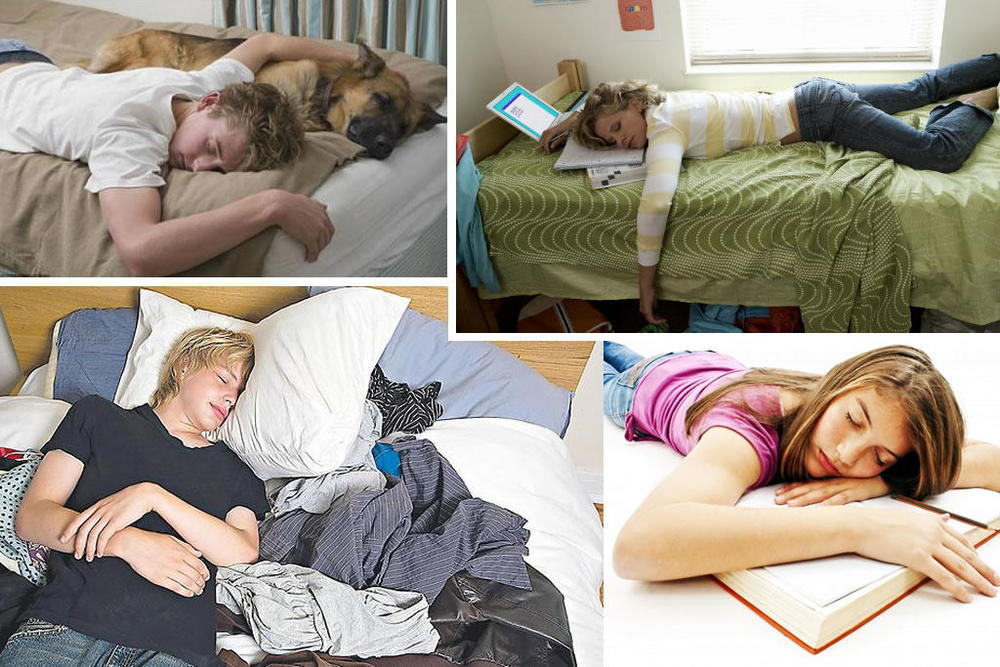 Many things effect the quality of teens sleep, quality sleep begins with a good supportive mattress like Fin mattress.