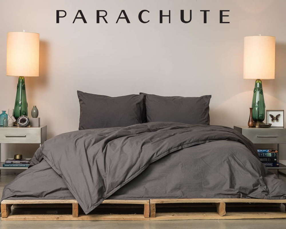 Meet Parachute – Who knew styling your   FIN BED  would be so much fun