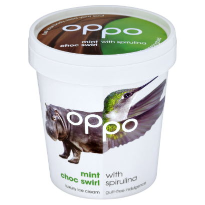 Flavor: Mint Choc Swirl