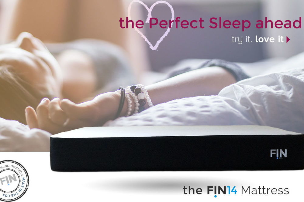 the FIN14 mattress by FIN