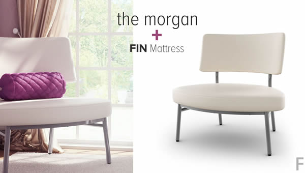 morgan chair - for any fin bedroom