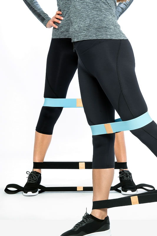 cuatrobands  can provide an awesome lower leg workout,  but are Perfect for everyone to use for any type of training.