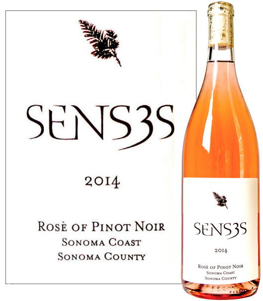 a perect summer wine. senses-wines-2014-rose-Pinot-noir a Killer Rose totally worth every penny if you can find it
