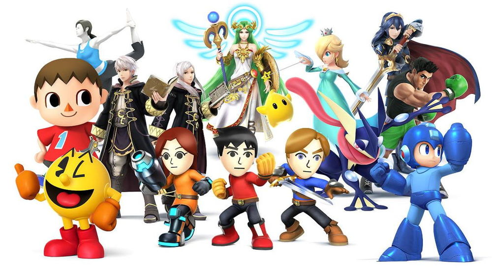Super Smash Bros., known in Japan as Dairantō Smash Brothers.  Super Smash Bros. for Nintendo 3DS & the Wii U, were released in 2014 . The 3DS version was the first series title to be released on a handheld platform.