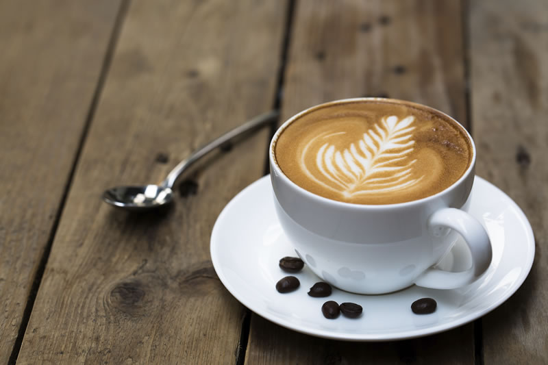 Harvard studies suggest coffee is good for you. Those little beans are chock full of antioxidants and not just nuts