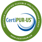 a sleep awesomeness mattress is certified by Certi-pur®  The fabrics are tested by OEKO-TEX®