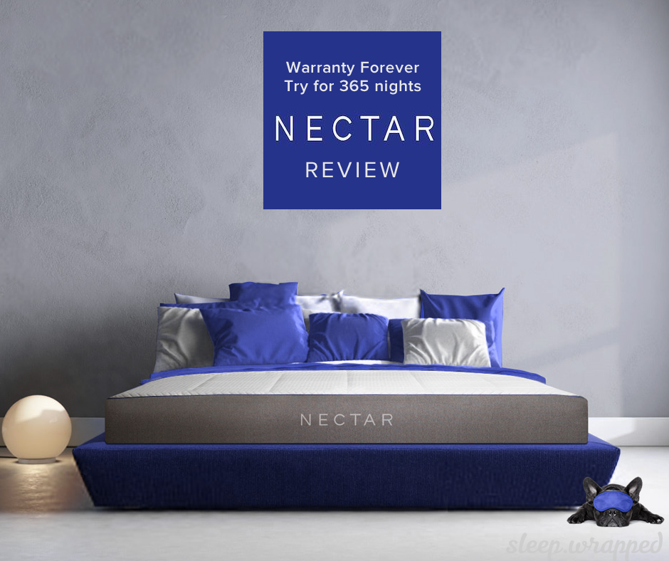 Best mattress reviews featuring nectar sleep and bedaga on sleepwrapped by may.yes.no.com