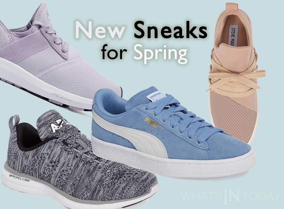 8ae654dbf9e Spring Sneaker Collection at Nordstrom s — WHATSINTODAY