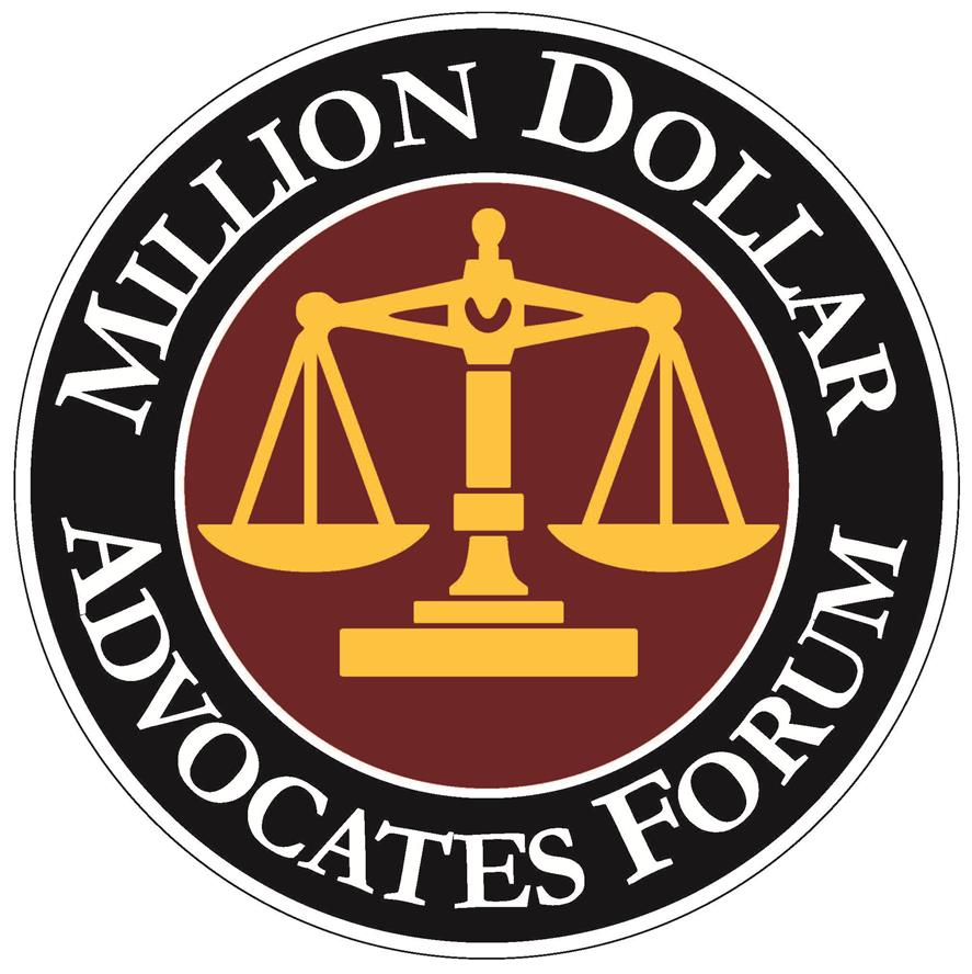 Million Dollar Advocates Forum Owner / Attorney Mark C. Guenin is a member.