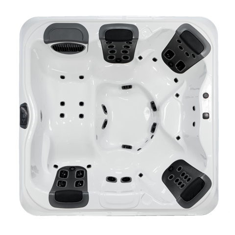 Spa RZL - 6 PERSON CAPACITY