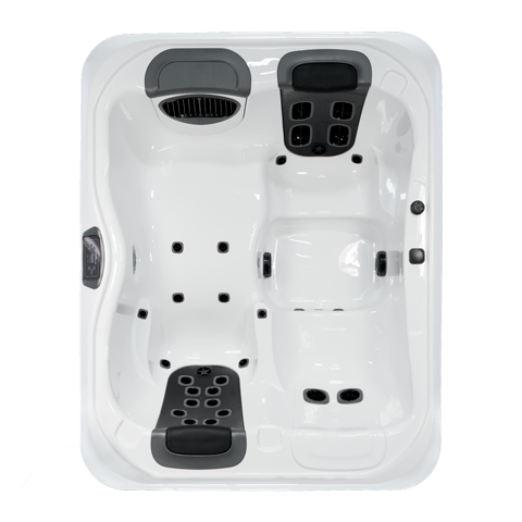 3 person capacity  spa