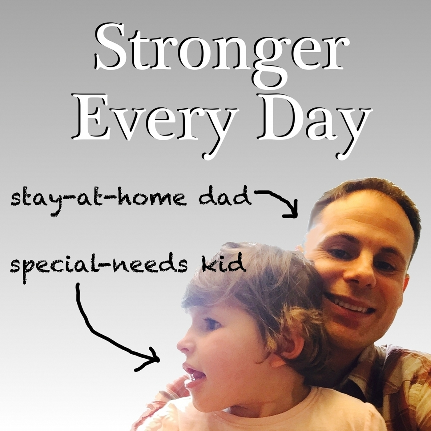 Stronger Every Day podcast - Portland Roots Media